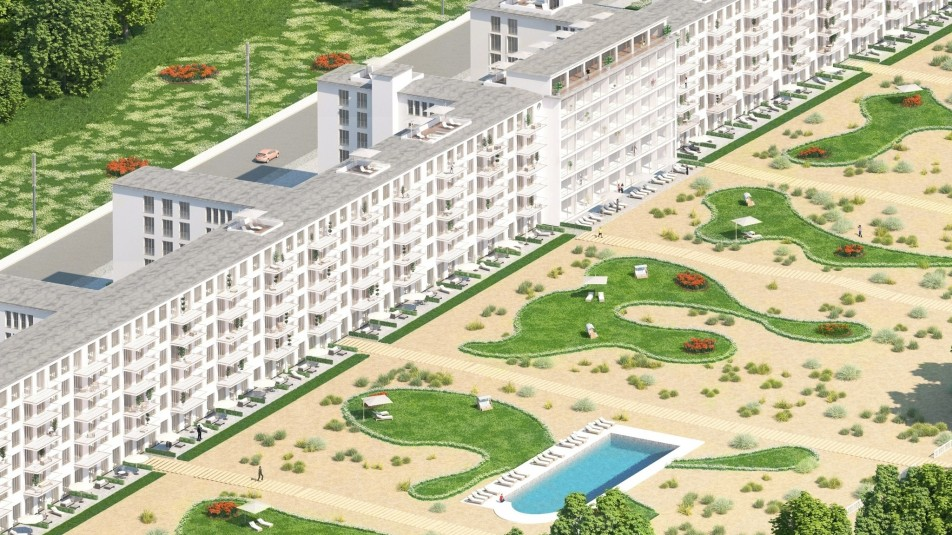 NOVASOL-Apartments in Prora