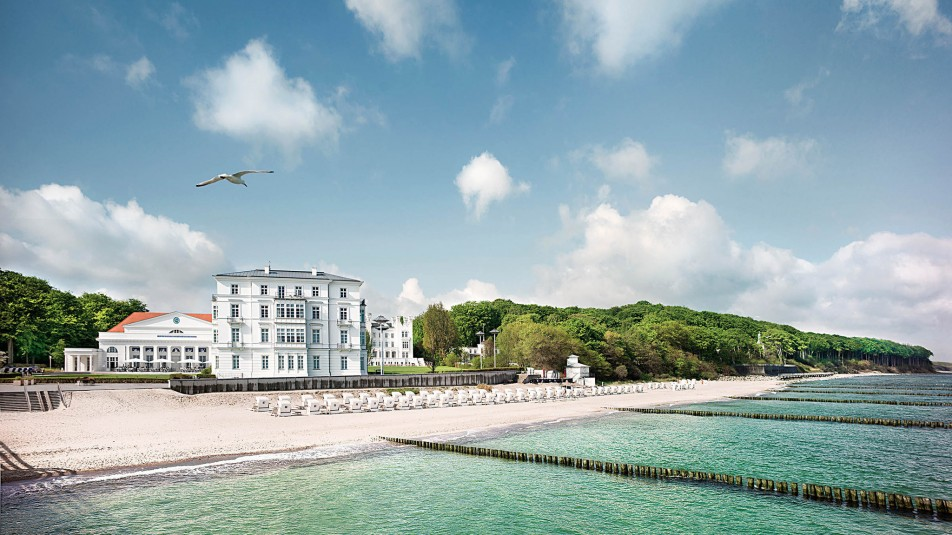 Grand Hotel am Meer