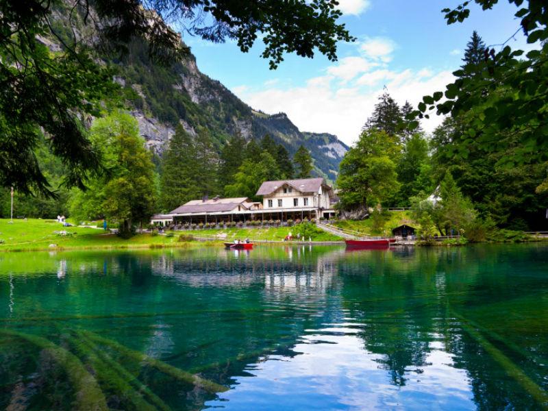 Schweiz tolle unterk nfte am wasser schweizer hotels am see for Tolle hotels