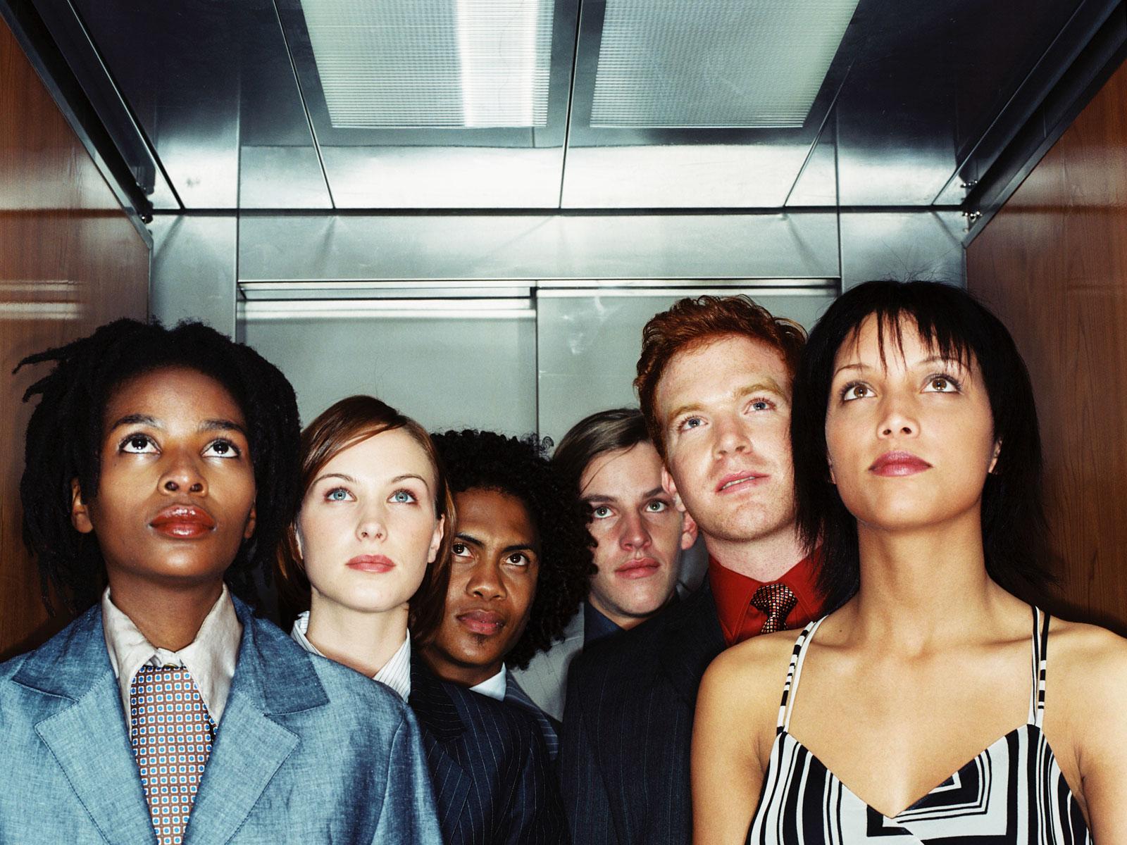 Sex im fahrstuhl