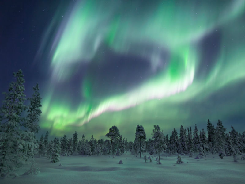 Best Hotels In Alaska To See Northern Lights