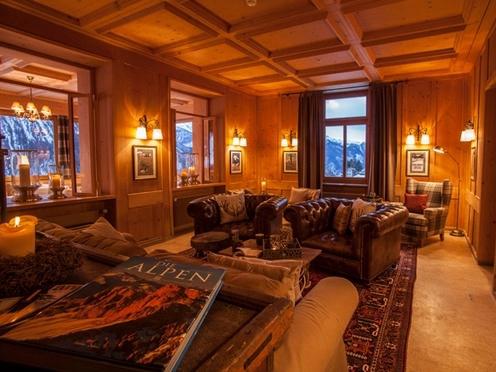 Schweizer alpen secret escapes alpen idyll davos for Boutique hotel alpen