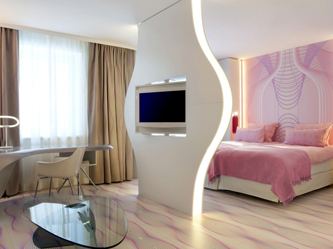 Zu gast in berlin top design hotel in berlins angesagtem for Top design hotels berlin