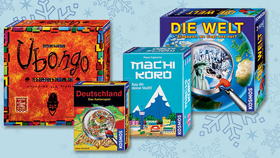 MARCO POLO Adventskalender: Franckh-Kosmos Verlags-GmbH & Co. KG