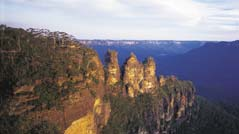 Natur pur in den Blue Mountains