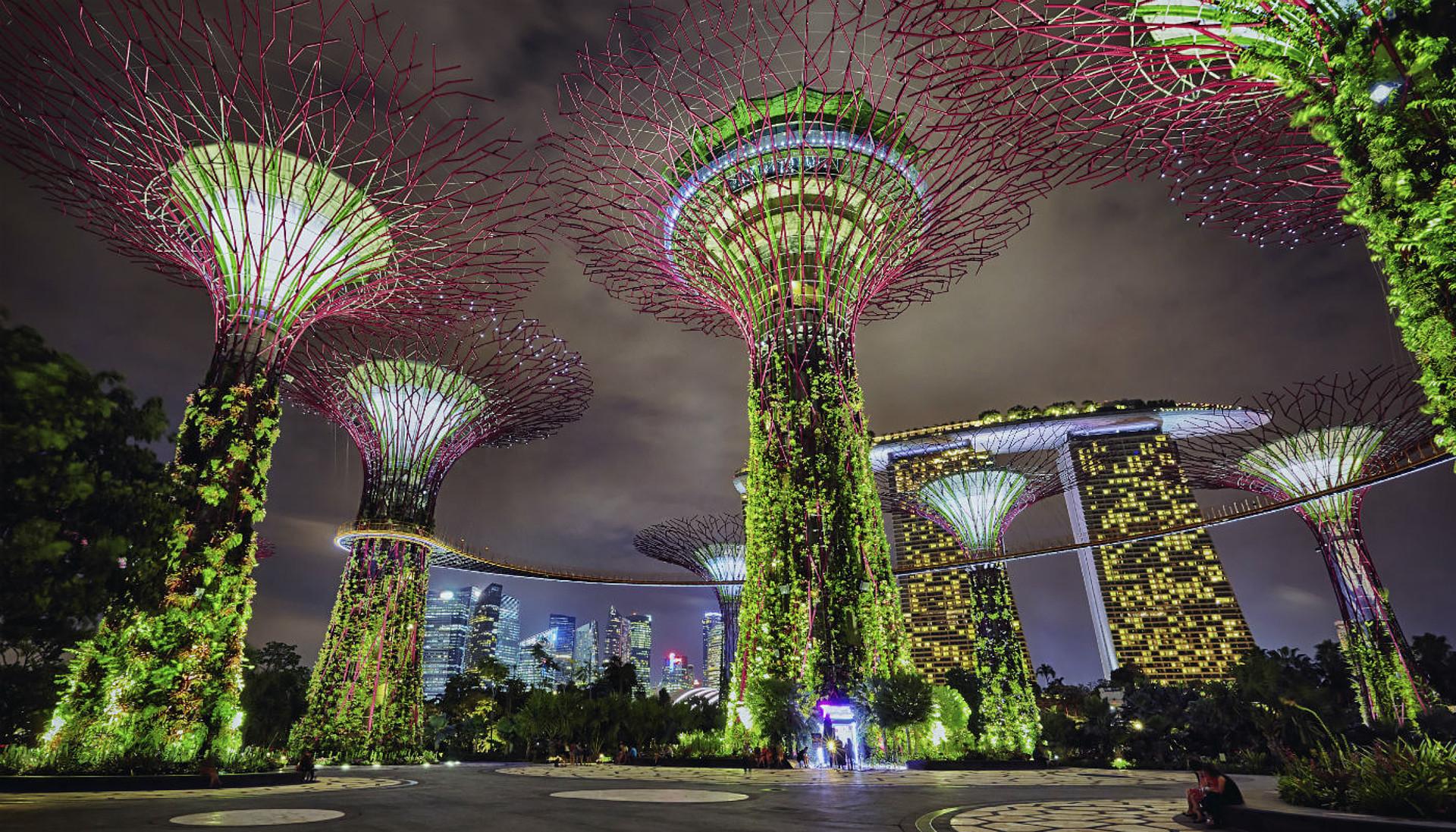 Kurios! Die verrückten Gesetze von Singapur
