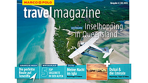 MARCO POLO travel magazine: Februar 2013