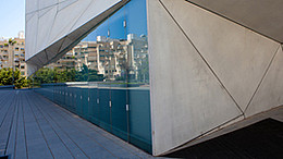 Aviv Museum of Art in Tel Aviv