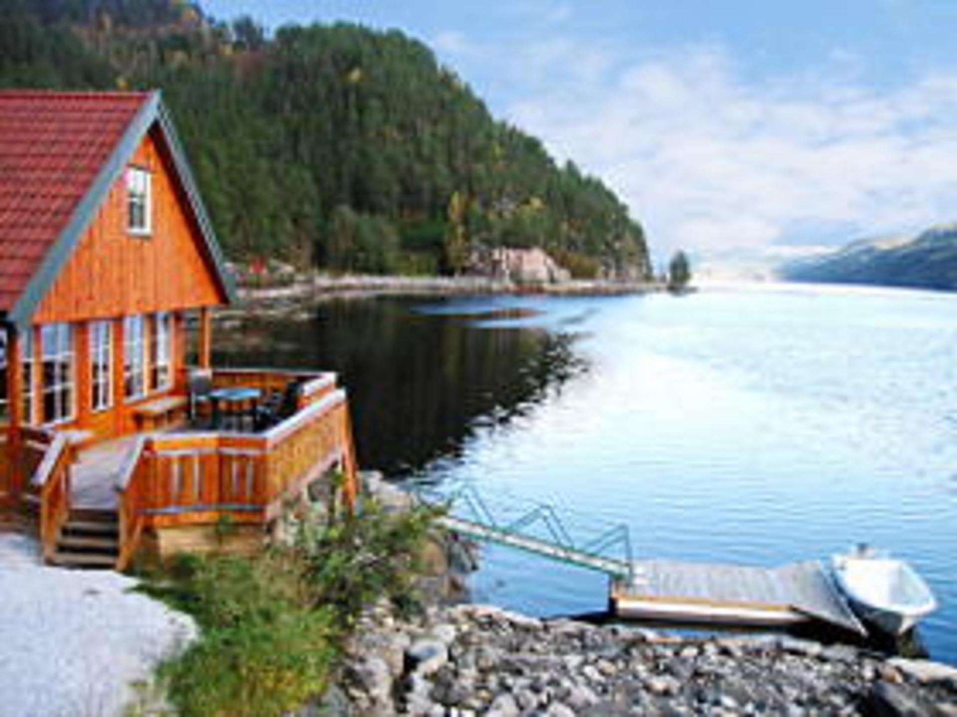 norwegen norwegen spezielle ferienh user f r angler. Black Bedroom Furniture Sets. Home Design Ideas