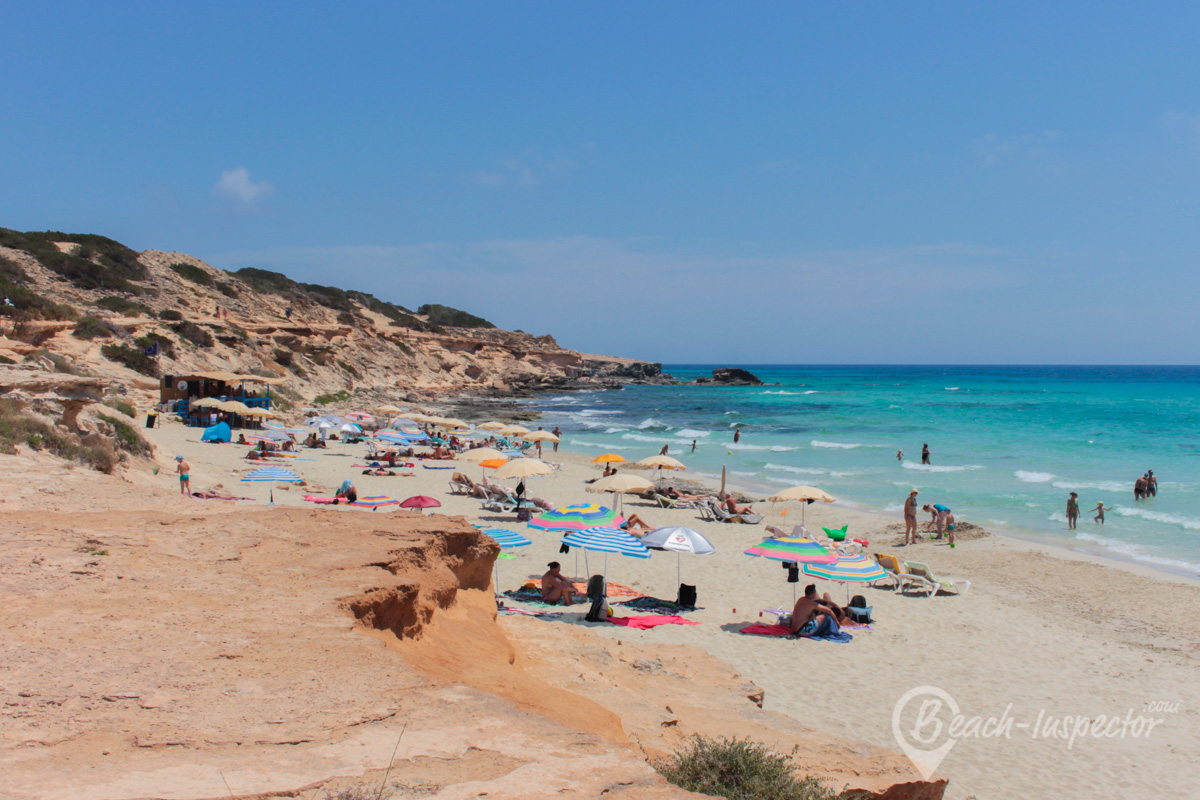 Formentera Restaurants Beach