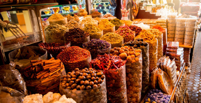 Muttrah-Souk in Muscat © iStock