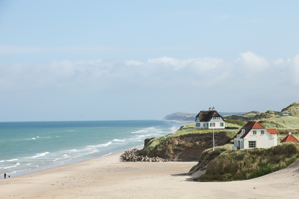 Sehnsuchtsort im Norden: Die meisten Urlaubsgäste Dänemarks kommen aus Deutschland. ©alexandre zveiger/shutterstock