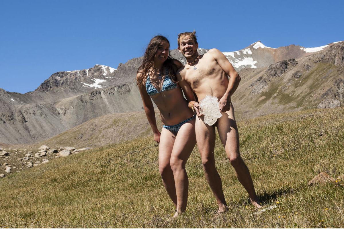 Sex Beim Wandern